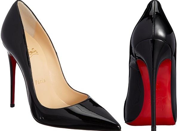 High heels – a woman's prerogative