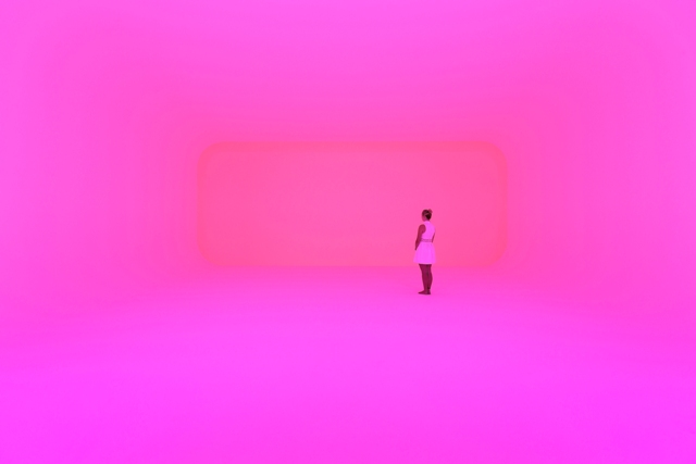 James Turrell – an experience in light and space
