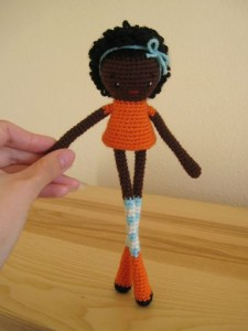 linguini doll