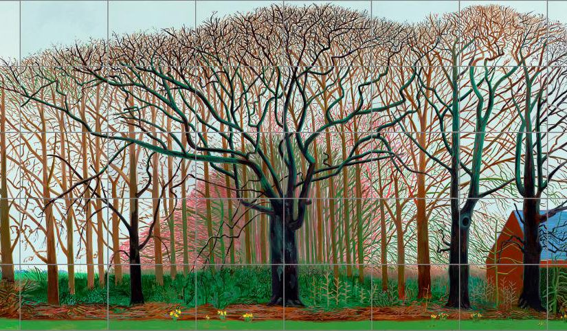 David Hockney – a master colourist