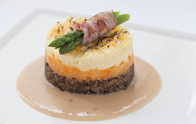 Burns' supper – a contemporary twist