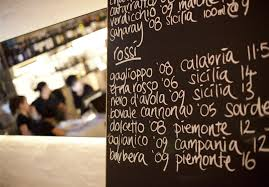 Food, wine and sommeliers