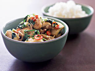 lemongrass anad chilli chicken